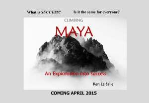 Climbing Maya - April 2015